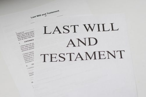 Wills and Testamentary Trusts