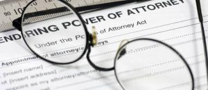 CONSIDERATION FOR ENDURING POWERS OF ATTORNEY